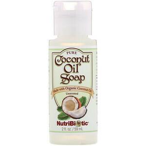 Coconut Oil Soap Unscented - 2 oz