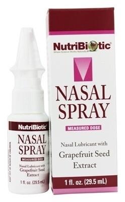 Nasal Spray with Grapefruit Seed Extract - 1 oz