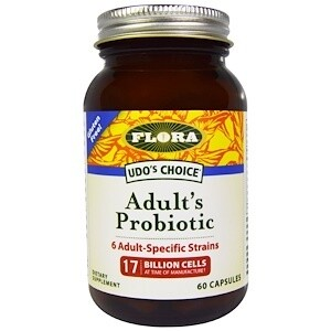Adult's Blend Probiotic - 61960 - 60 caps