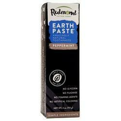 Earthpaste Peppermint Charcoal - 4 oz