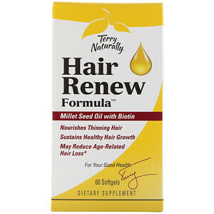 Hair Renew Formula - 60 Softgels