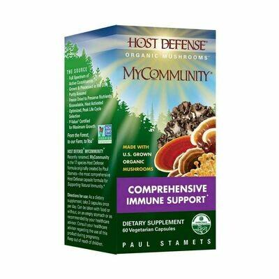 MyCommunity Comprehensive Immune Support - 60 Capsules
