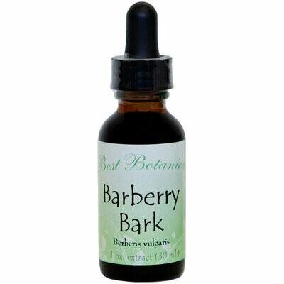 Barberry Bark Extract - 1 oz