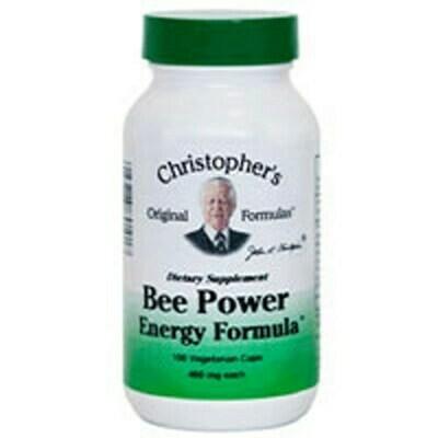 Bee Power Energy - 100 Capsules