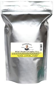 BF&C Powder w/Comfrey - 16 oz