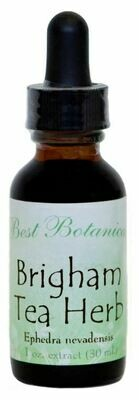 Brigham Tea Herb Extract - 1 oz