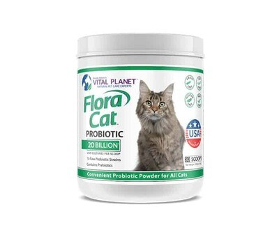 Flora Cat Probiotic - 3.92 oz