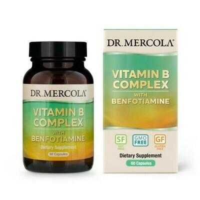 Vitamin B Complex - 60 Capsules