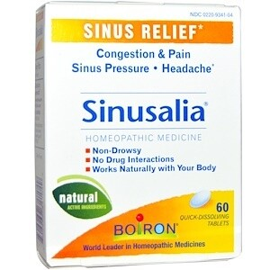 Sinusalia® Tablets 60 ct.