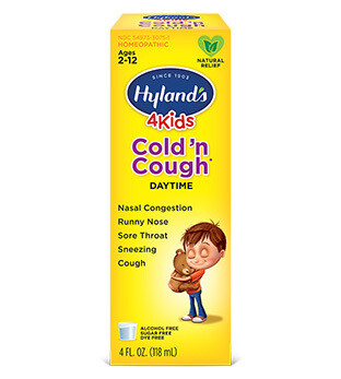 4 Kids Cold 'n Cough - 4 fl oz