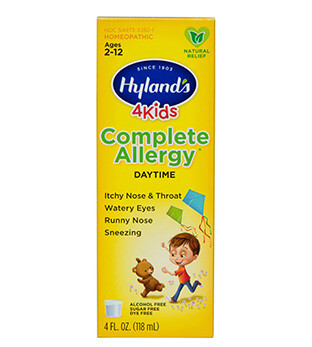 4 Kids Complete Allergy - 4 fl oz