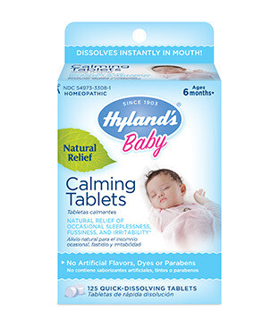 Baby Calming - 125 Tablets