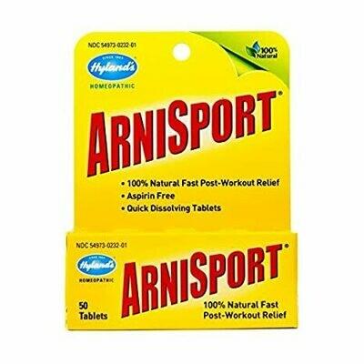 ArniSport - 50 Tablets