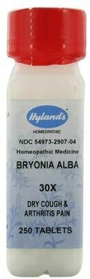 Bryonia Alba 30X - 250 Tablets