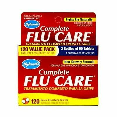 Complete Flu Care - 120 Tablets