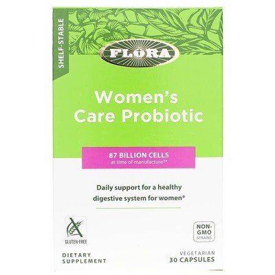 Women's Care Probiotic - 62602 - 30 caps