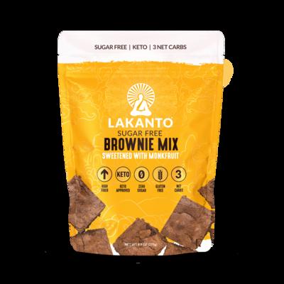 Lakanto Monk Fruit Brownie Mix - 9.7 oz.
