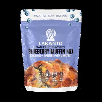 Lakanto, Blueberry Muffin Mix - 6.77 oz.