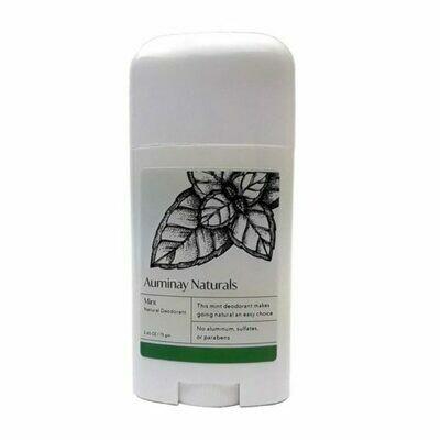 Mint Natural Deodorant