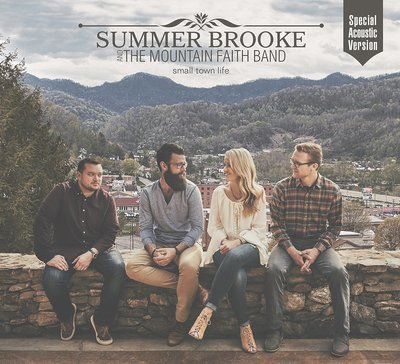 Summer Brooke and Mountain Faith - Small Town Life (Acoustic)