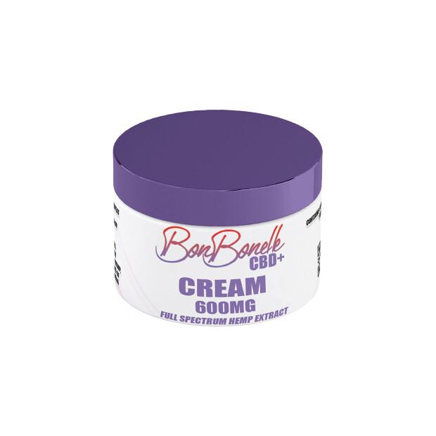 Skin moisturizer CBD Lotion 600mg