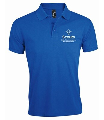Adult Group Polo Shirt