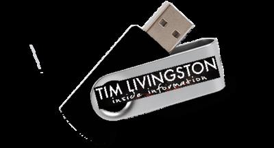 Inside Information - USB Swing Drive