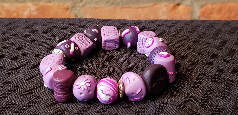 Purple Chunky