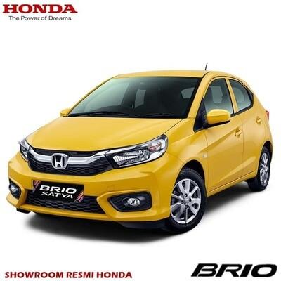 Honda Brio Satya E M/T (DP CEPER)