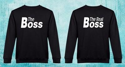 Conjunto 2 Sweatshirts Boss - Real Boss