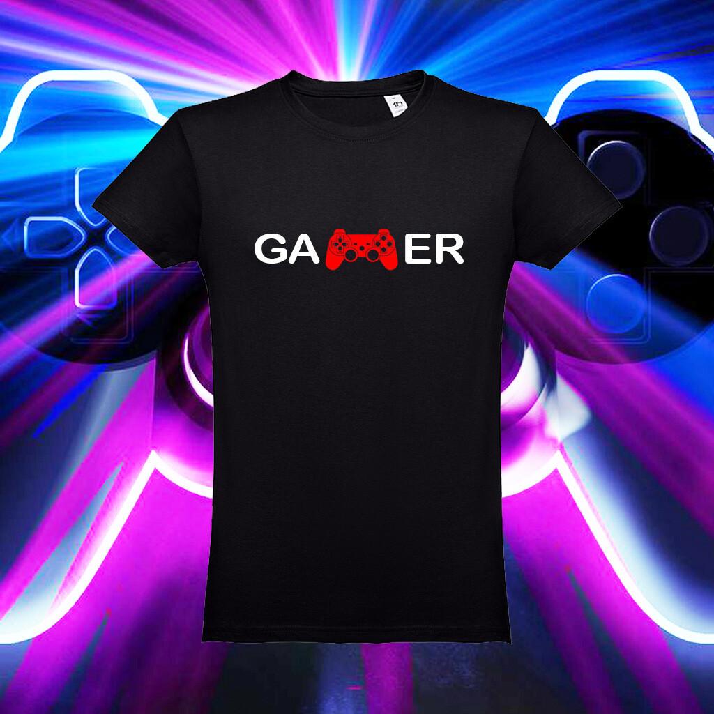 """T-Shirt """"Gamer"""""""