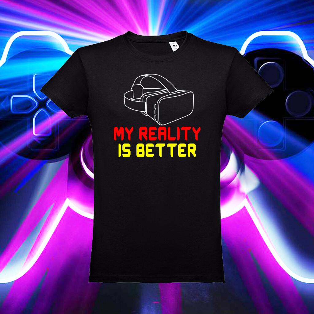 """T-Shirt """"VR"""""""