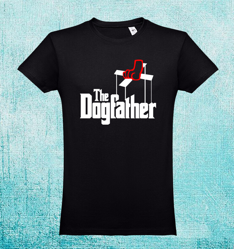 """T-Shirt """"The DogFather"""""""