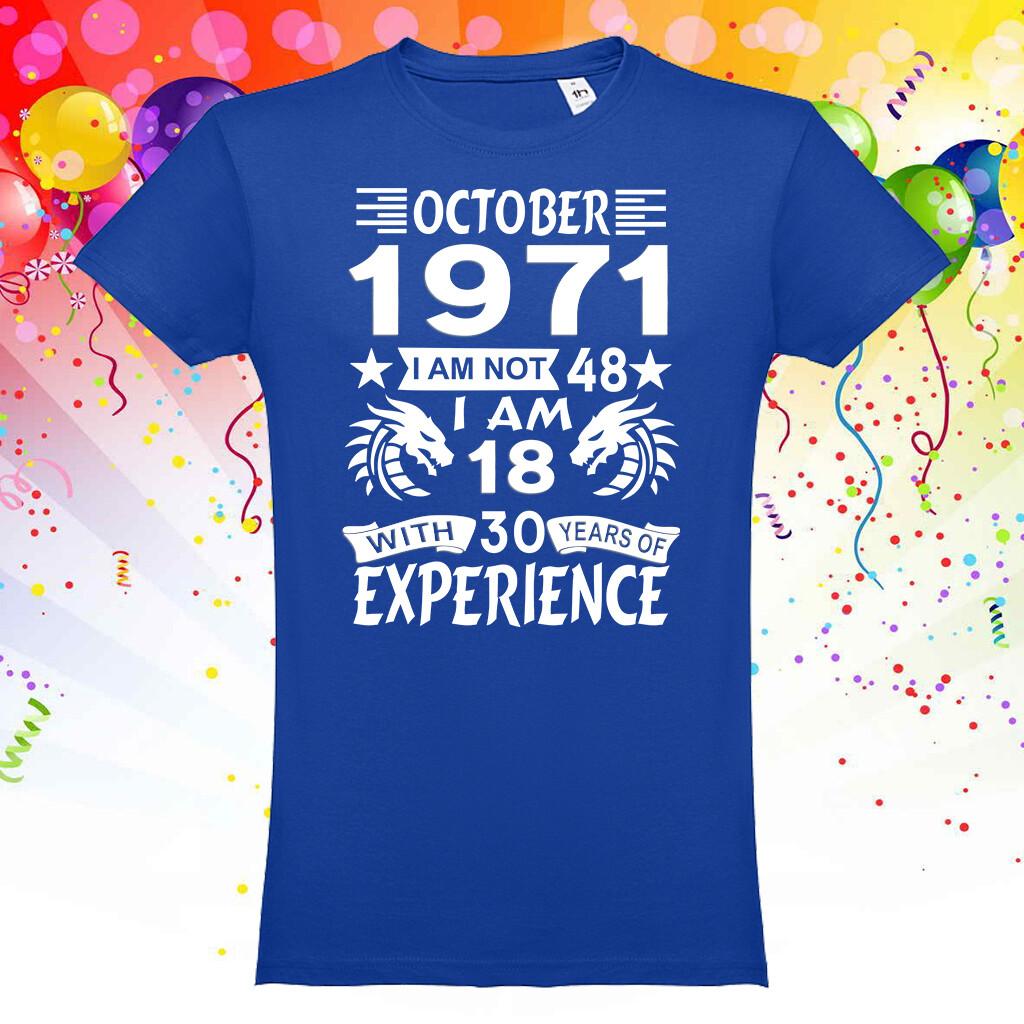 "T-Shirt ""Aniversário - Dragon"""