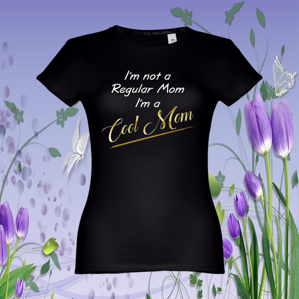 "T-Shirt ""Cool Mom"""