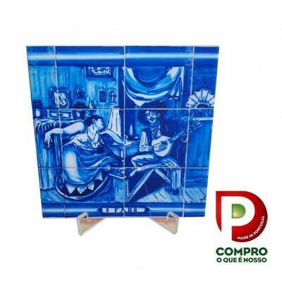 Azulejo Personalizado 10.8 x 10.8 cm