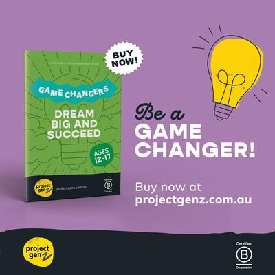 Game Changers workbook Yrs 7-12
