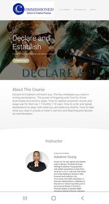 FREE Declare & Establish Intro Course