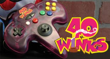 40 Winks - Nintendo 64 - Kickstarter 1035544219