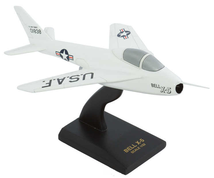 Bell X-5 Model Airplane