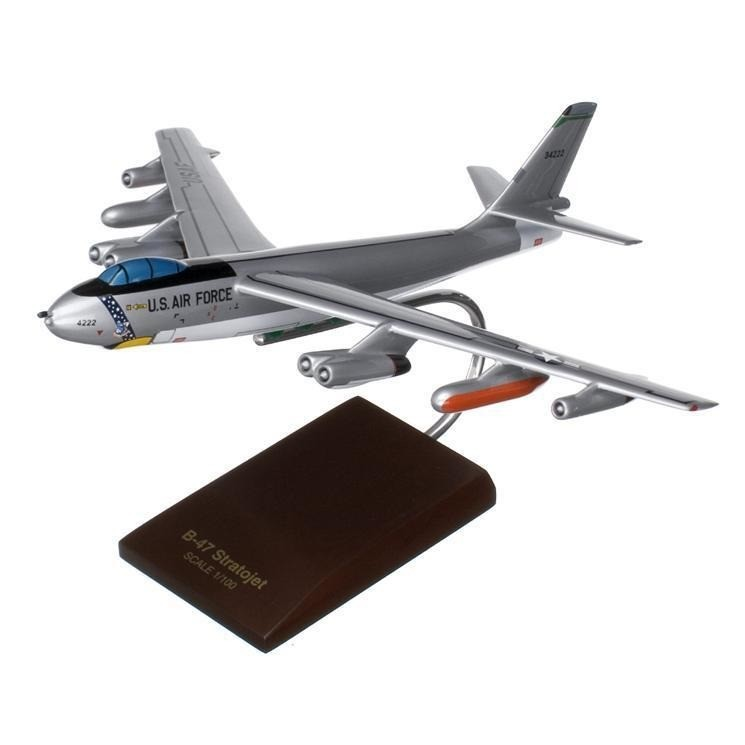 B-47E Stratojet 1/100 Model Aircraft