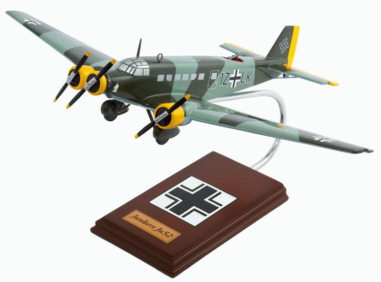 Ju-52 Auntie Ju Model Airplane