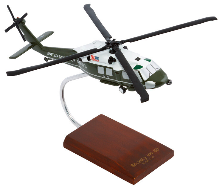 VH-60D Seahawk Model Airplane