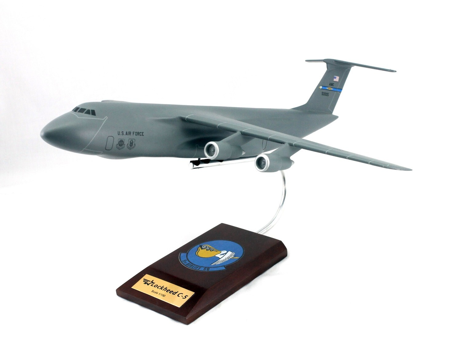 Mastercraft Collection C-5 M Galaxy 1/150 436 wing 9TH Airlift Wing (Dover AFB)