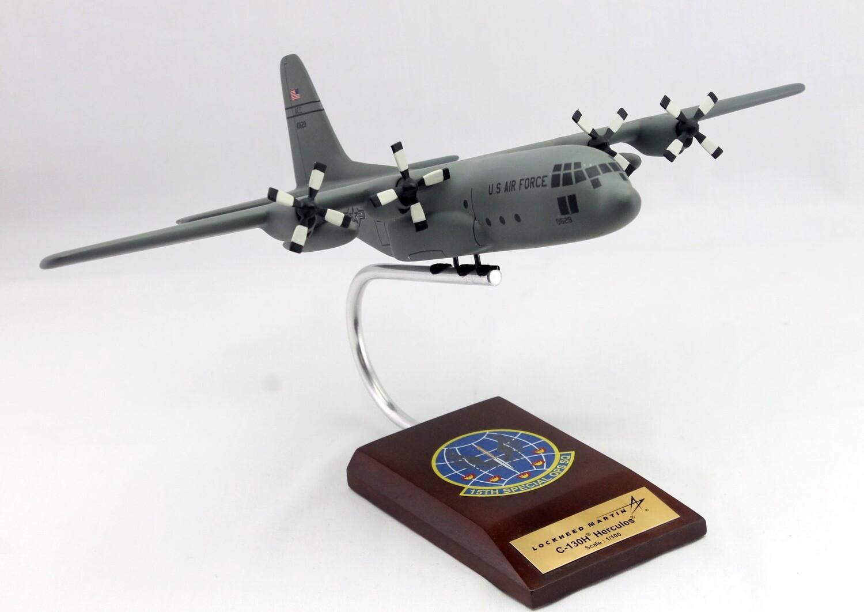 Mastercraft Collection C-130H Hercules 1/100 15th Special Operations Squadron (Hurlburt Field)