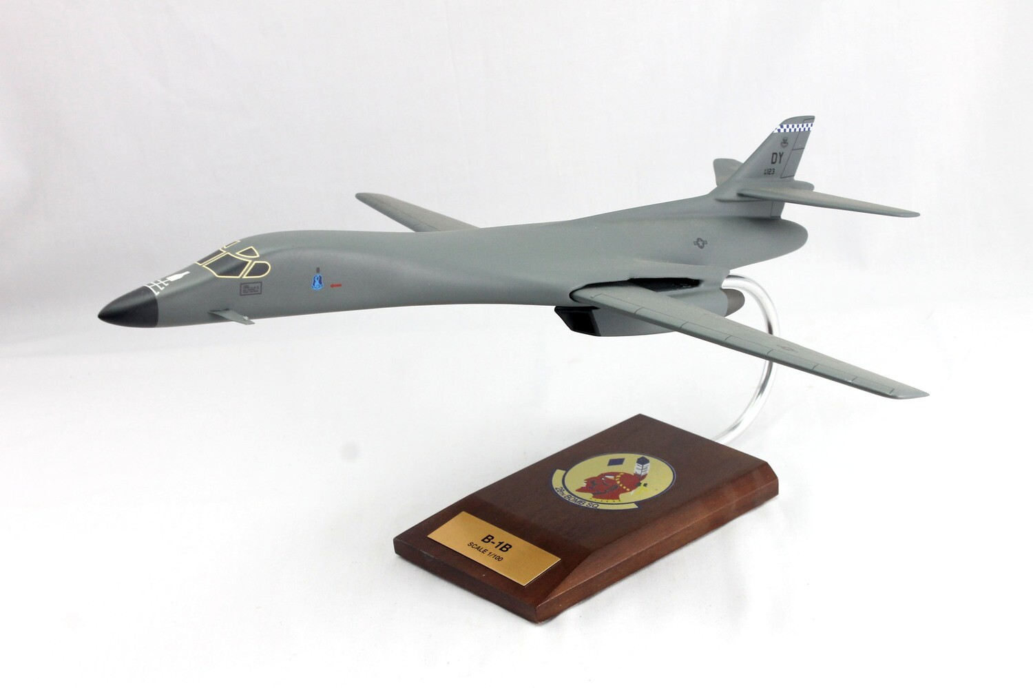 Mastercraft Collection B-1B Lancer 1/100 28th Bomb Squadron  (Dyess AFB)