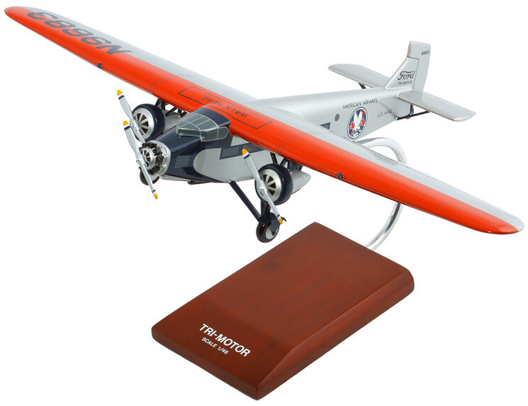 Ford AT-5C American 1/48 Model Airplane