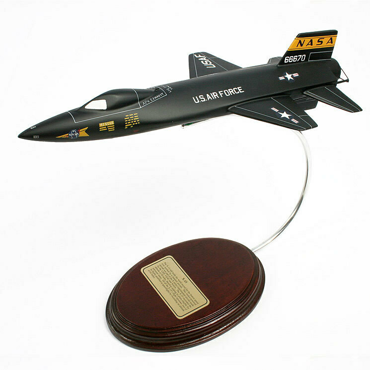 North American X-15 Rocket Powered Aircraft Model  (OUT OF STOCK)