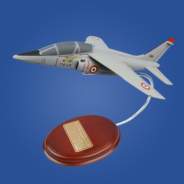 Dassault/Dornier Alpha Jet 1/43 Desktop Model Aircraft