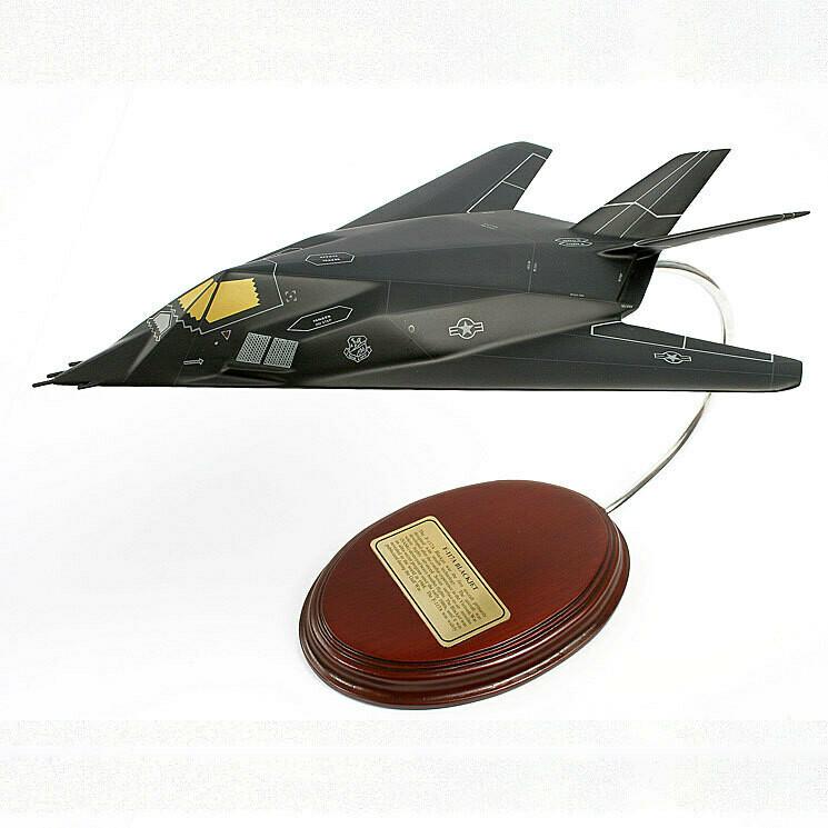 Lockheed F117A Nighthawk Blackjet 1/48 Desktop Model Aircraft